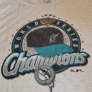 1997 World Series tee shirt